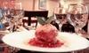 50% Off Italian Cuisine at Ristorante Albertino