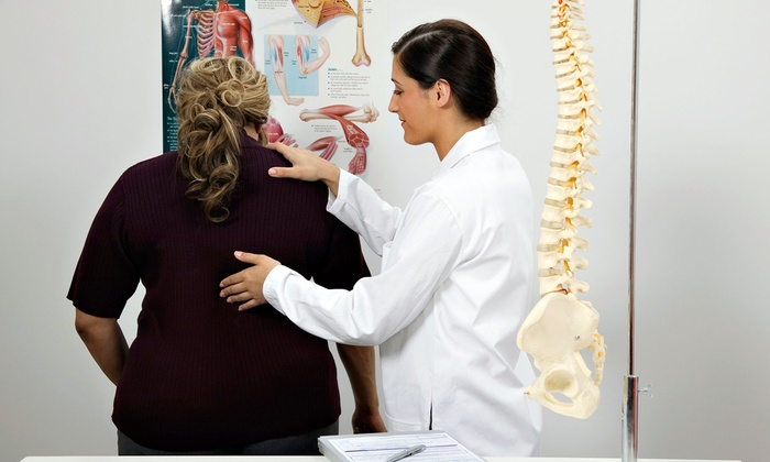 Fidel Chiropractic Center - Multiple Locations: Chiropractic Exam Package with Massage and Optional Spinal Adjustments at Fidel Chiropractic Center (Up to 82% Off)