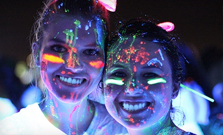 $25 for Neon Splash Dash 5K Race at Minute Maid Park on Saturday, March 22 (Up to $54.95 Value)