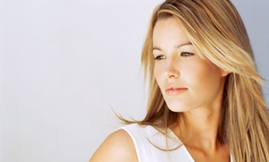 Blush Salon & Beauty Bar: $72 for a Haircut and Partial Highlights at Blush Salon & Beauty Bar ($155 Value)
