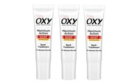 GROUPON: Oxy Acne Medication and Spot Treatment Clearing Cre... Oxy Acne Medication and Spot Treatment Clearing Cream (3-Pack)