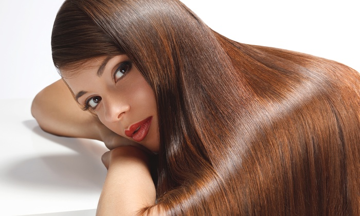 Lee lee at Spoil Me - Blossom Valley: Haircut with Optional Highlights and Blowout from Lee lee at Spoil Me (Up to 61% Off). Three Options Available.