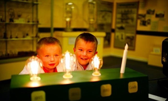 Edison & Ford Winter Estates  - Fort Myers: $50 for Family Tour Package ($100 Value) or $12 for One Botanical Gardens Tour ($24 Value) from the Edison & Ford Winter Estates