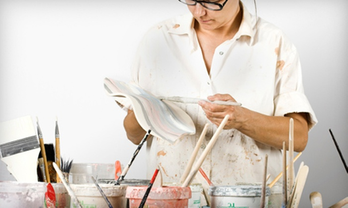 Art Student Academy - Multiple Locations: $22 for a Two-Hour Painting Class for Two from Art Student Academy in Wake Forest (Up to $60 Value)