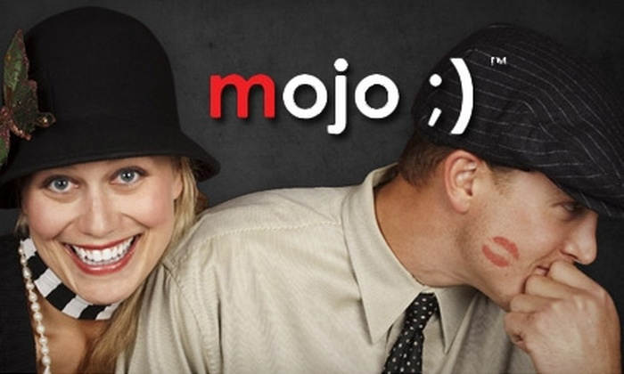 Mojo Event Management - Charlotte: $425 for a Four-Hour Photo Booth Rental and Package from Mojo Photo Booth ($1,000 Value)