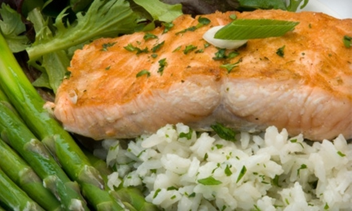 EatFit for Life - Energy Corridor: $15 for $30 Worth of Prepared Healthy Meals for Takeout or Dine-In at EatFit for Life