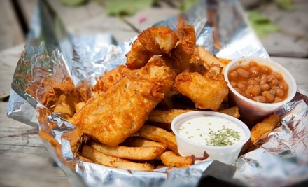 $20 Groupon to Mrs.D's Fish Shack & Poutinerie - Mrs. D's Fish Shack & Poutinerie in Kenora