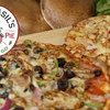 Half Off Sweet Basil's Pizza Pie
