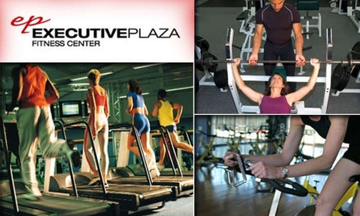 EP Executive Fitness Center - Cockeysville: $19 for Two Months of Fitness Classes and Equipment at EP Fitness Center ($143 Value)