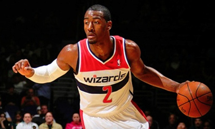 Washington Wizards - Verizon Center: One Ticket Package to See the Washington Wizards at the Verizon Center. Six Options Available.