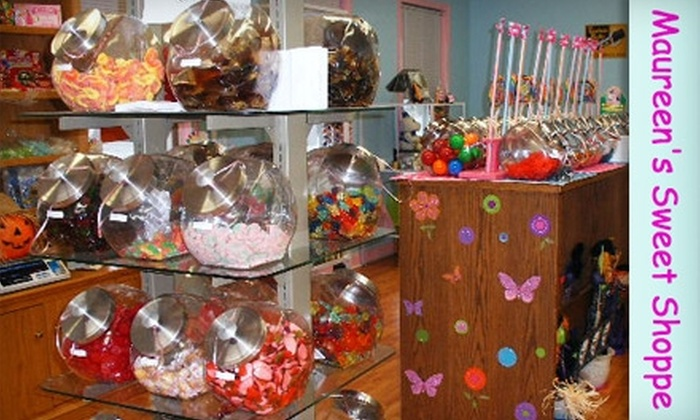 Maureen's Sweet Shoppe - East Longmeadow: $7 for $15 Worth of Candy and Sweets at Maureen's Sweet Shoppe