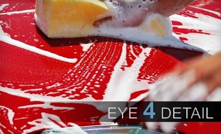 Eye 4 Detail: Bronze-Level Detail Package - Eye 4 Detail in Oakville