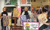 Just for Giggles - Crabapple: $15 for a Painting Class at Just For Giggles in Milton ($30 Value)