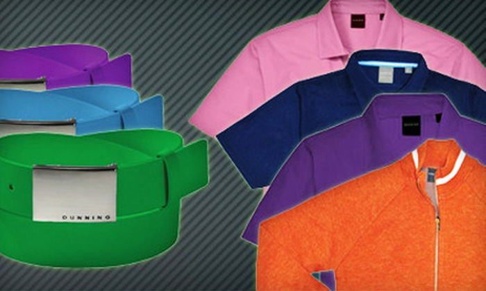 Golf Anything - North Scottsdale: $25 for $50 Worth of Golf Clothing and Apparel at Golf Anything