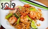 $10 for Cuisine at Soi 9 Thai Eatery