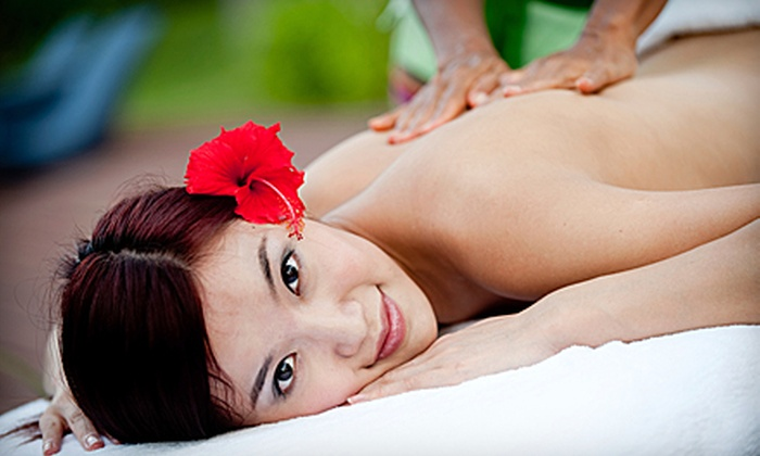 Massage Couture - Tallahassee: Relaxation or Deep-Tissue Massage at Massage Couture (Up to 54% Off)