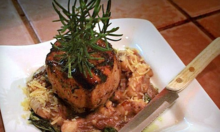 Matteo's Public - Nevada City: $15 for $30 Worth of Homemade Pub Fare and Drinks at Matteo's Public in Nevada City