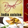 52% Off at Royal India Cuisine