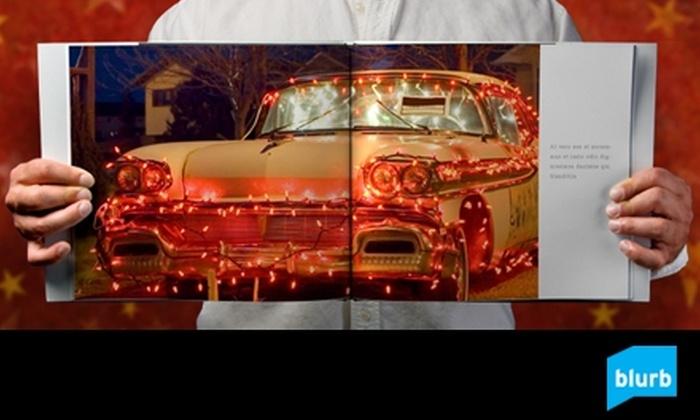 Blurb - Santa Cruz / Monterey: $20 for $60 Worth of Custom Photo-Book Creations from Blurb