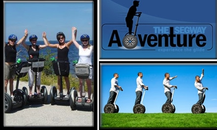 The Segway Adventure - Clearwater: $39 for Two-Hour Guided Tour from The Segway Adventure
