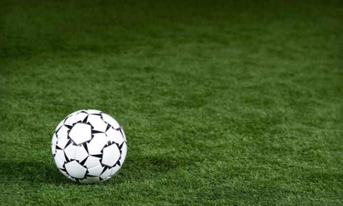 S'port Port - Ellerbee Woods: $35 for a Six-Week Women's Indoor Soccer Clinic at S'port Port ($70 Value)