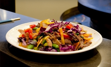 $25 Groupon to Gobi Mongolian BBQ House - Gobi Mongolian BBQ House in Los Angeles