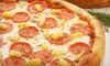 Primo Brothers Pizza - Dallas: $10 for $20 Worth of Italian Fare at Primo Brothers Pizza