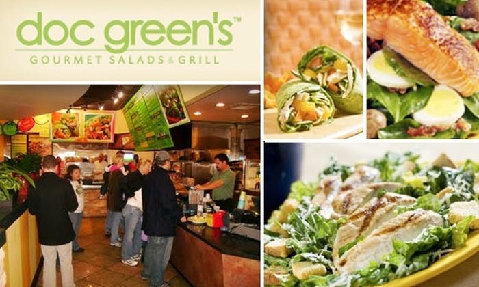 Doc Green's - Atlanta: $10 for $20 Worth of Fresh Food at Doc Green's