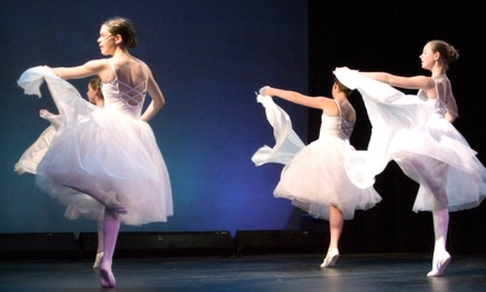 Lighthouse Academy of Dance - Multiple Locations: $35 for One Month of Children's or Adult Dance Lessons at Lighthouse Academy of Dance ($71.75 Value)