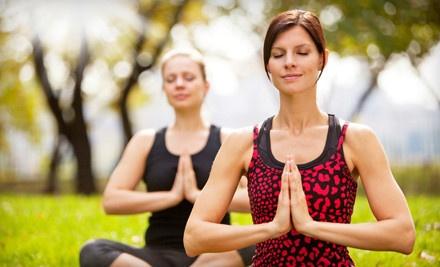 Two Hiking-Yoga Classes (a $40 value) - Hiking Yoga in Phoenix