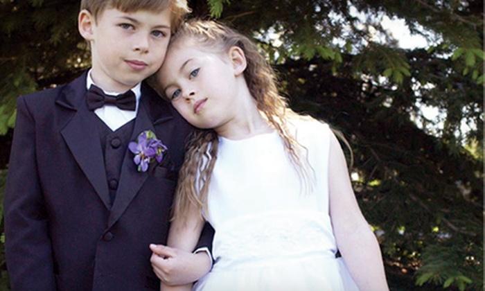 Kiddy Kidswear - Downtown Toronto: $20 for $40 worth of Children's Apparel, Formalwear, & Accessories at Kiddy Kidswear