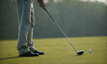 18-Hole Round of Golf for 2 Including Cart Rental on Mon.-Fri or After 2:30PM on Weekends - Deer Pass Golf Club in Seville
