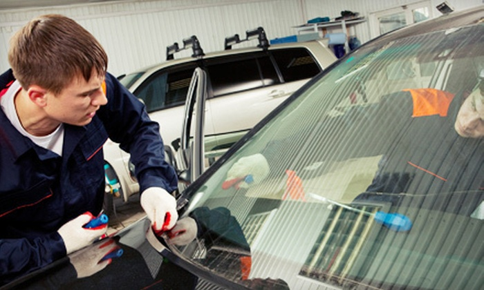 Abstract Auto Glass - Fort Worth: $39 for Up to Three Mobile Windshield-Chip Repairs from Abstract Auto Glass (Up to $80 Value)