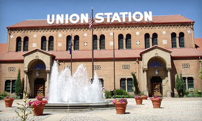 Union Station - Ogden: Museum Outing for Two, Four, Six, or Eight at Union Station (Up to 58% Off)