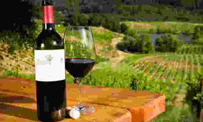 My Party Bus - Western: Winery-Tour Admission and BYOB Bus Tour for One or Two from My Party Bus