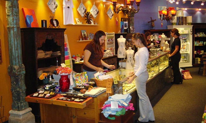 Quince Gifts - Summit Hill: $25 for $50 Worth of Boutique Apparel and Accessories at Quince Gifts in St. Paul