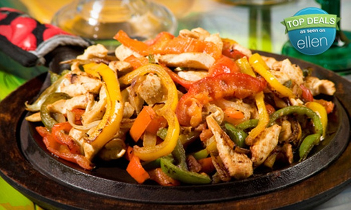 Casita del Lago - Avon Lake: Mexican Dinner for Two or Four or $5 for $10 Worth of Lunch Fare at Casita Del Lago in Avon Lake (Up to 54% Off)