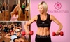 Tantra Fitness - Multiple Locations: $60 for Four Classes at Tantra Fitness (Up to $120 Value)