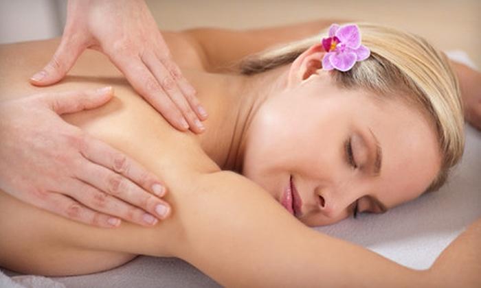 D'Bellagio Spa & Salon - University Village - Little Italy: One or Three One-Hour Swedish or Deep-Tissue Massages at D'Bellagio Spa & Salon (Up to 63% Off)