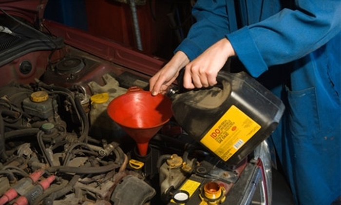 Aaron's Auto Repair, Tires & Sound Systems - Downtown Fayetteville: $15 for Standard Oil Change at Aaron's Auto Repair, Tires & Sound Systems