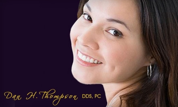 Dan Thompson, DDS, PC - 5: $179 for Teeth Whitening with Dan Thompson, DDS, PC ($398 Value)