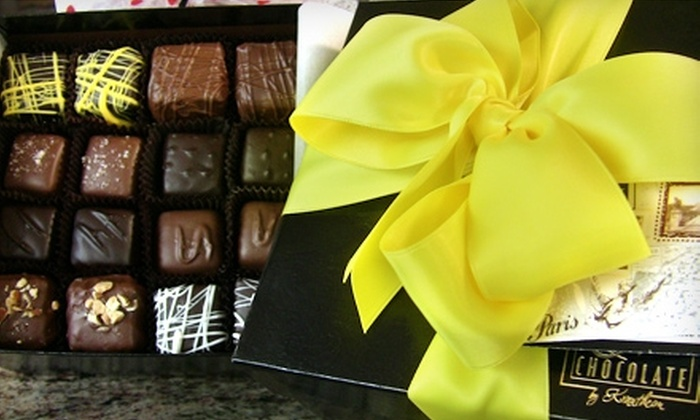 Oh! Chocolate - Multiple Locations: Sweet Treats and More at Oh! Chocolate