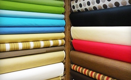 $50 Groupon to Chrysalis Fine Fabrics & Furnishings - Chrysalis Fine Fabrics & Furnishings in Tallahasse