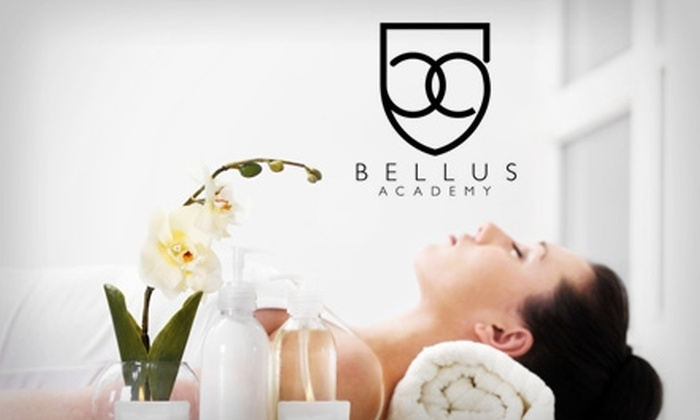 Bellus Academy of Beauty & Spa - Poway: $39 for $125 of Services at Bellus Academy of Beauty & Spa