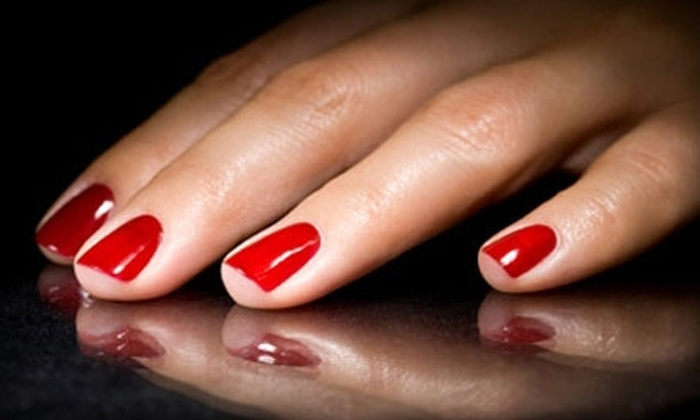 Haute Beauty Couture - St. Leo's: $20 for a Signature Manicure and Deluxe Spa Pedicure at Haute Beauty Couture