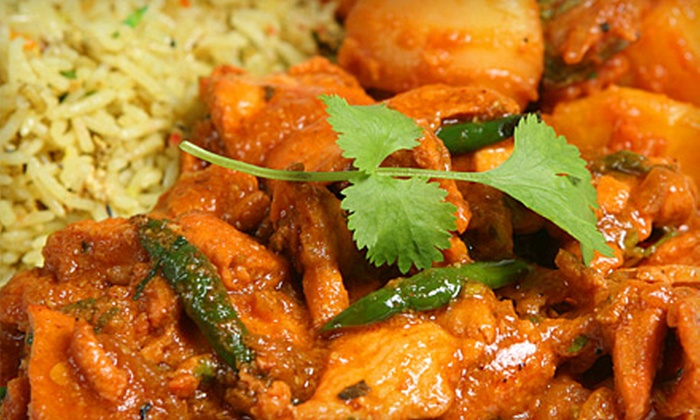 Daawat - Edmonton: $15 for $30 Worth of East Indian Fare and Drinks at Daawat