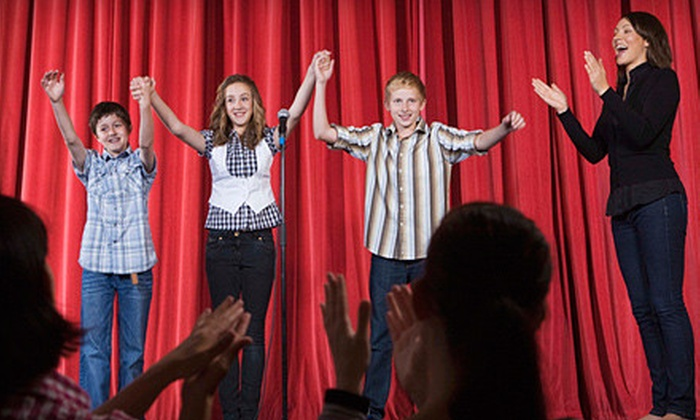 Drama Kids International - Multiple Locations: Four Acting Classes or Acting Session with Performance at Drama Kids International (60% Off)