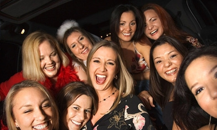 Bontemps Limo & Bus - New Orleans: $499 for a Three-Hour Party Bus Ride from Bontemps Limo & Bus (Up to $1,050 Value)