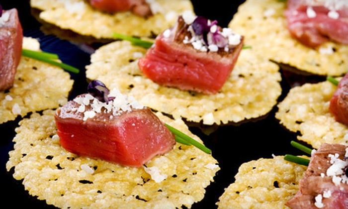 Beau K Catering & Professional Chef Services - Chicago: $145 for a Four-Course Meal in Home for Up to Eight from Beau K Catering & Professional Chef Services ($425 Value)