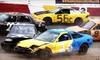 Rockford Speedway - Loves Park: $20 for Four Tickets to the WXRX 104.9FM Stone & Double T 200-Lap Enduro Race ($40 Value) at Rockford Speedway